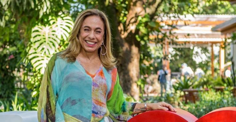 Internautas ficaram impressionados com a beleza do primogênito de Cissa Guimarãe