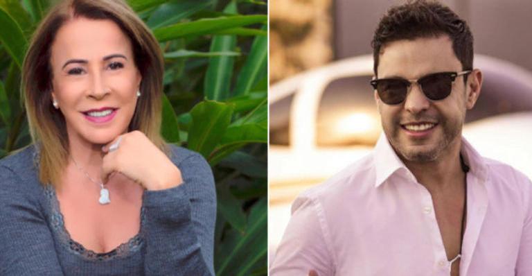 Zilu Godoi fala sobre a relação com o ex-marido, Zezé Di Camargo: ''Não tenho mágoas''