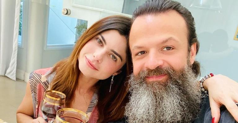 A atriz comemorou a data especial nas redes sociais