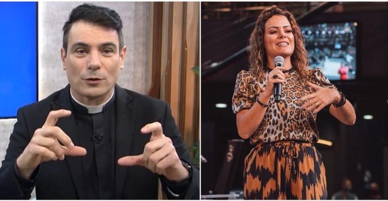Religioso rebateu as declarações da cantora sobre aids e homossexuais