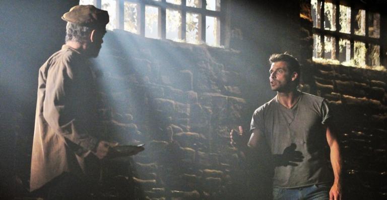 Dom Rafael descobrirá que seus dois prisioneiros fugiram