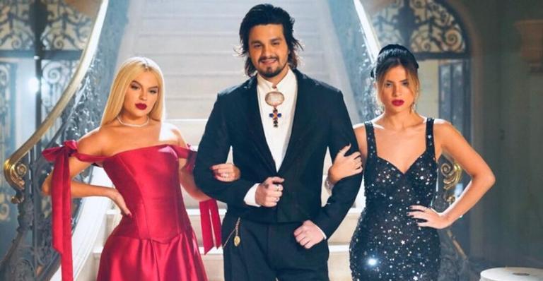 Com Luan Santana, Luísa Sonza e Giulia Be, live 'Clássicos' celebra arte e história; veja os bastidores | anamaria