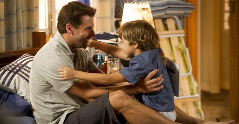 Samuca (Vitor Figueiredo) chamará Cassiano (Henri Castelli) de pai