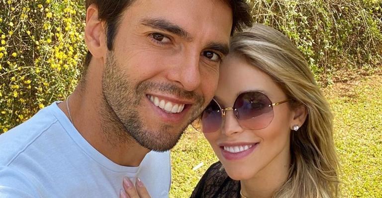 Menina é a primeira herdeira do casamento do jogador com a modelo