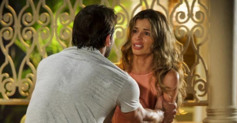 Ester confessa a Alberto que nunca o amou; Alberto telefona para Ester, e Cassiano atende; Ester se sente traída por Cassiano