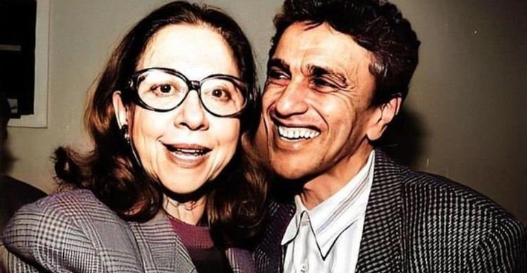Cantor e atriz são amigos desde a juventude