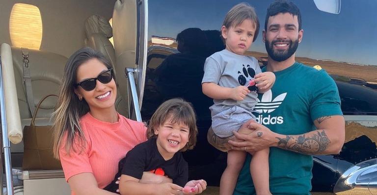 Influenciadora está se divorciando de Gusttavo Lima