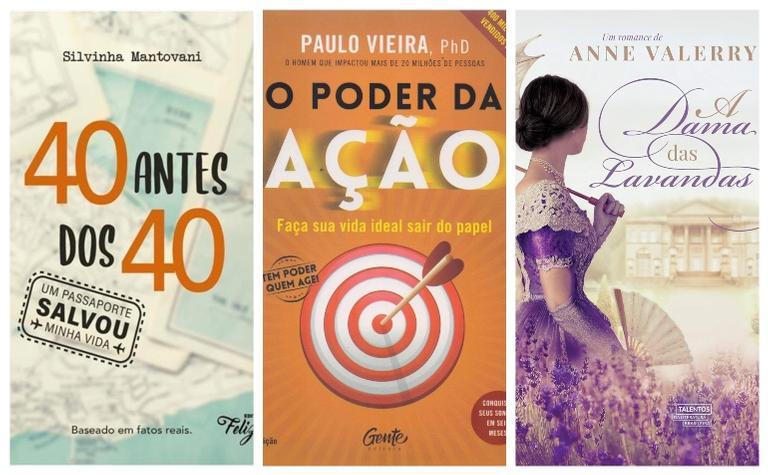 Confira 15 obras de autores brasileiros no site da Amazon