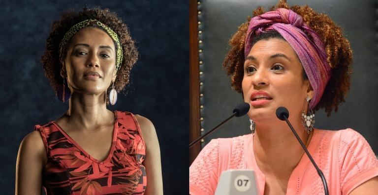 Atriz ainda comentou a importância de 'Falas Negras' ir ao ar na TV brasileira
