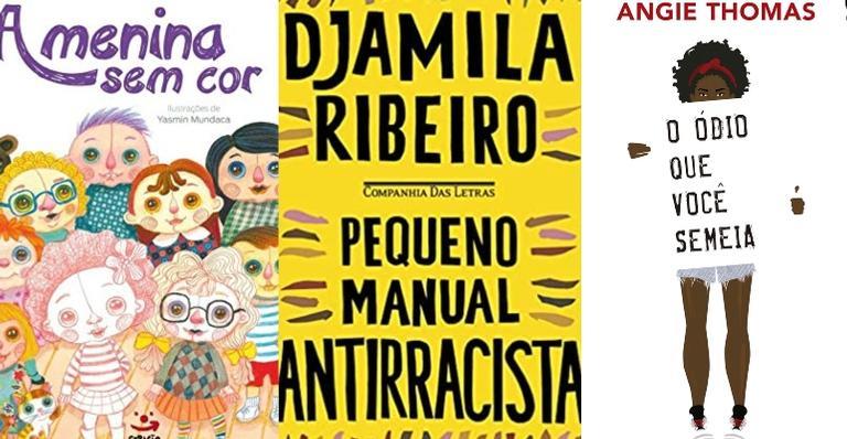 Selecionamos algumas obras literárias incríveis sobre a luta racial