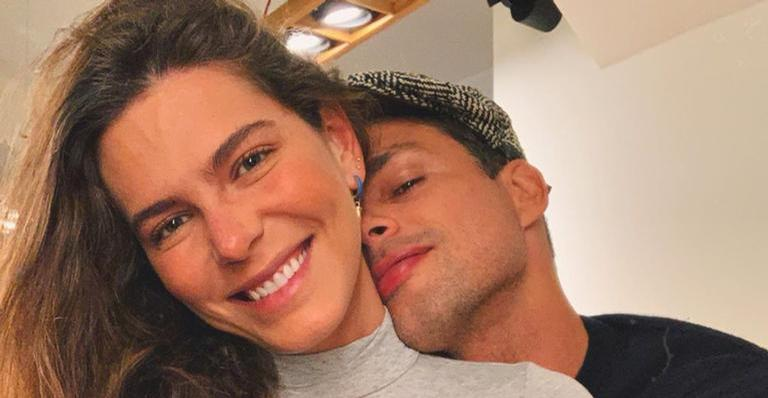 Casal se divertiu em dia de cuidados com a pele: ''Brincar de X-Men''