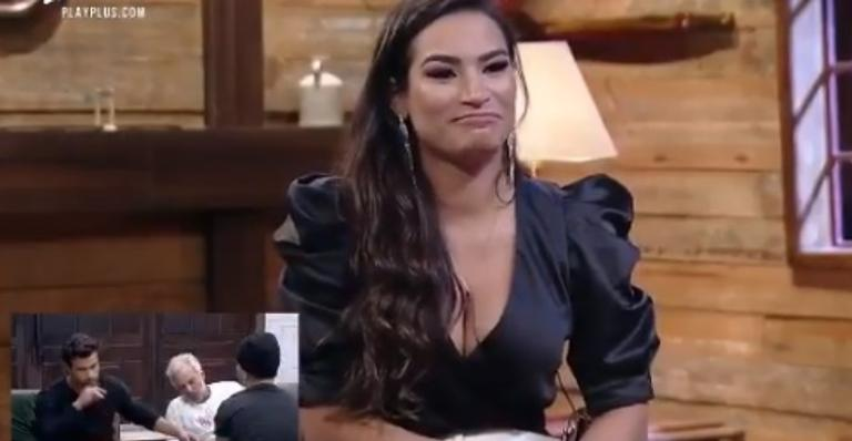 Peoa foi eliminada do reality na última quinta-feira (26)