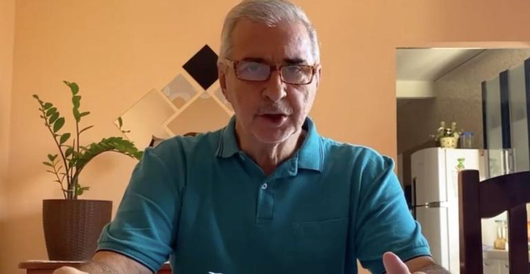 O jornalista comandou o programa na TV Globo Oeste Paulista durante 15 anos; aposentado, estava atuando como pastor evangélico