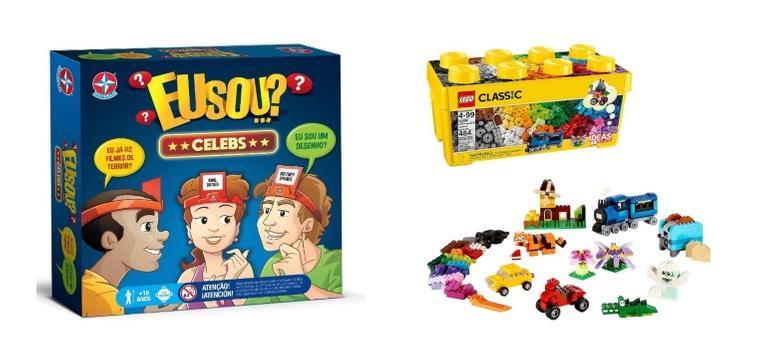 Listamos brinquedos em oferta que vão trazer muita diversão