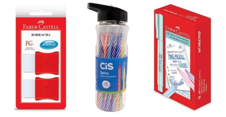 Listamos itens que serão super úteis durante a rotina de estudos