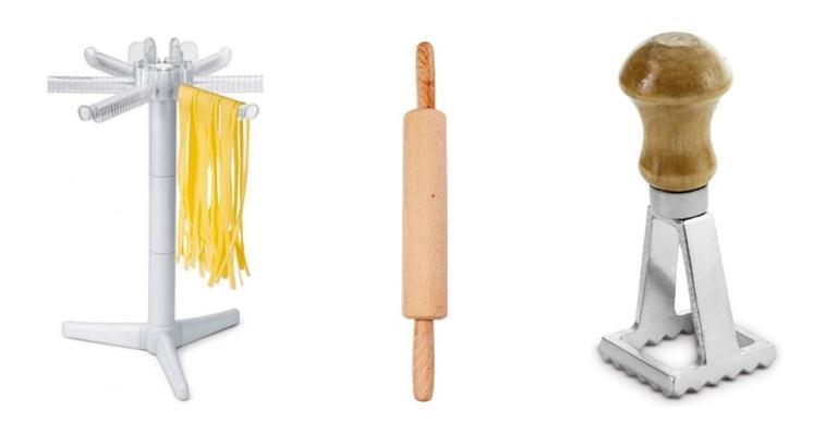 Selecionamos produtos versáteis para te ajudar na hora de fazer massas