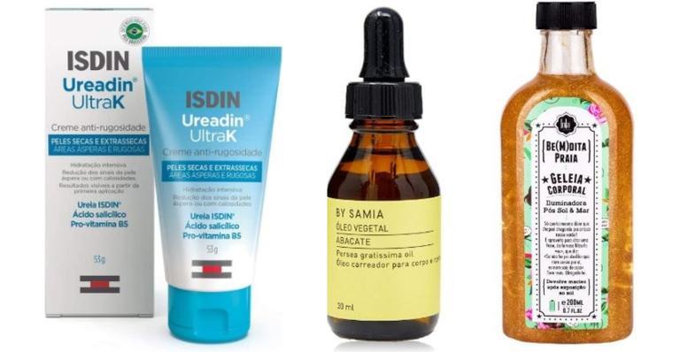 Separamos itens para você cuidar da pele na estação mais quente do ano
