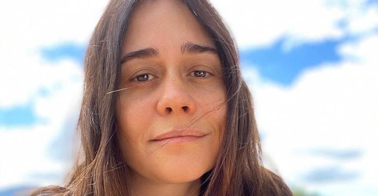 A atriz ainda mandou um recado para os seguidores: ''Use máscara''
