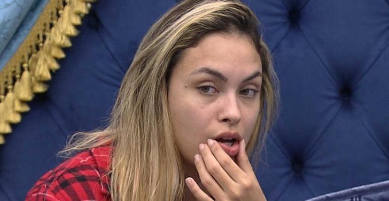 Dupla reclamou do comportamento de Juliette nas últimas semanas