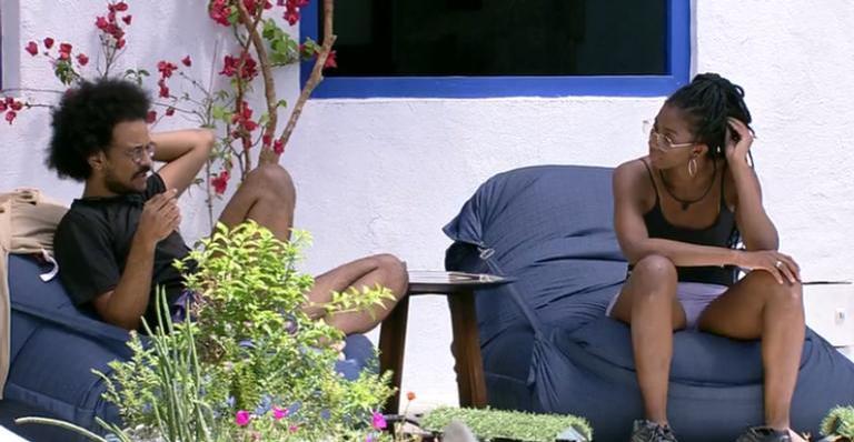 Brother destacou que se Sarah for líder, Viih Tube está na mira para berlinda