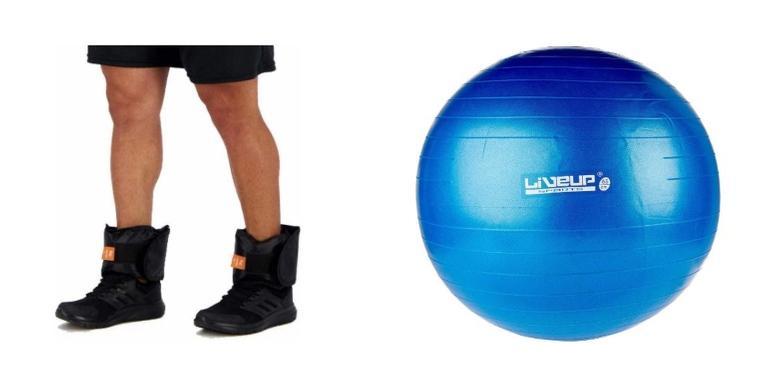Selecionamos itens que vão te ajudar na sua atividade física