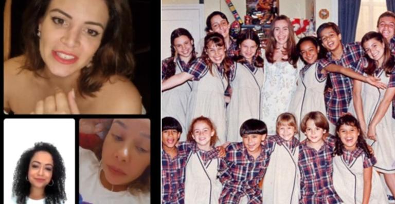 As atrizes, da versão de 1997, querem relembrar a produção de uma forma especial; negociações já começaram