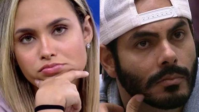 Dupla viveu altos e baixos dentro do confinamento do 'Big Brother Brasil 21'