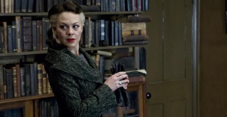 Atriz ficou conhecida por atuar como Narcissa Malfoy na saga do bruxinho