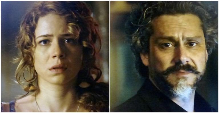A filha de Eliane irá ao encontro de seu suposto pai em 'Império'
