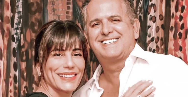 O casal recebeu elogios dos seguidores pela boa aparência no auge dos 50 anos