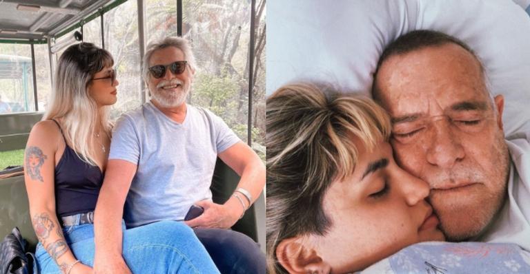 O casal está junto desde 2019 e continua surpreendendo os internautas pela diferença de idade