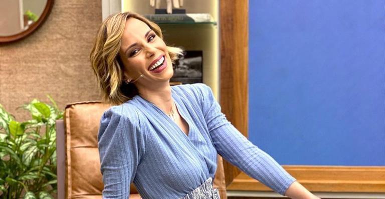 A apresentadora celebrou o aniversário de Tina Furtado com bela homenagem na web