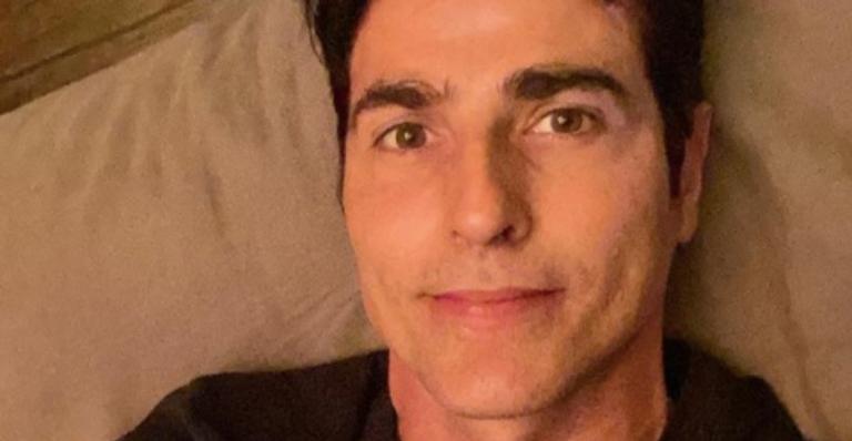 O ator prestou uma homenagem à campeã e ao apresentador em suas redes sociais