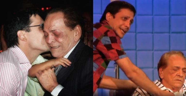 Lucio Mauro morreu aos 92 anos por problemas respiratórios