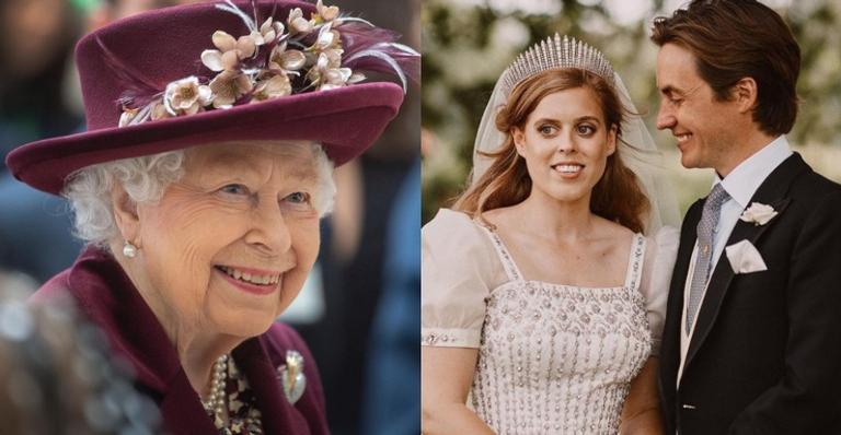 Neta da majestade, a Princesa Beatrice está grávida do primeiro filho