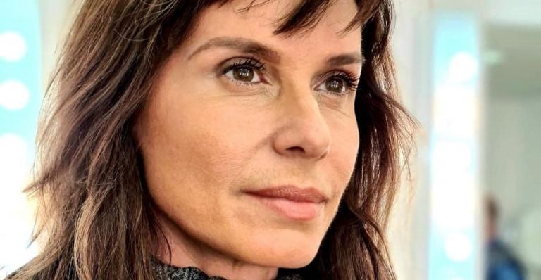 A atriz ainda entregou a participação de uma famosa cantora nas gravações