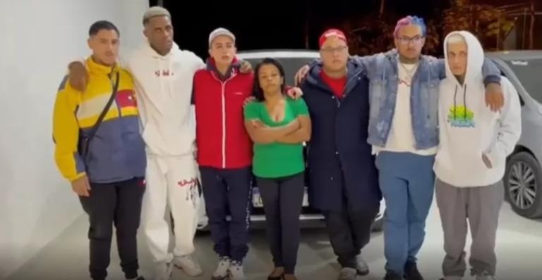 MCs anunciaram a campanha em um vídeo nas redes sociais