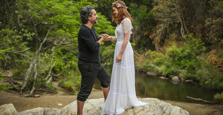 Noite de núpcias do casal será no Monte Roraima