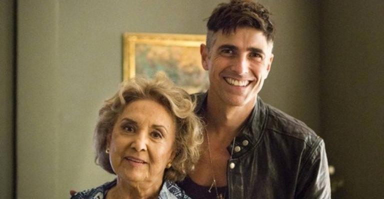 Atores interpretaram mãe e filho na novela 'Verdades Secretas'