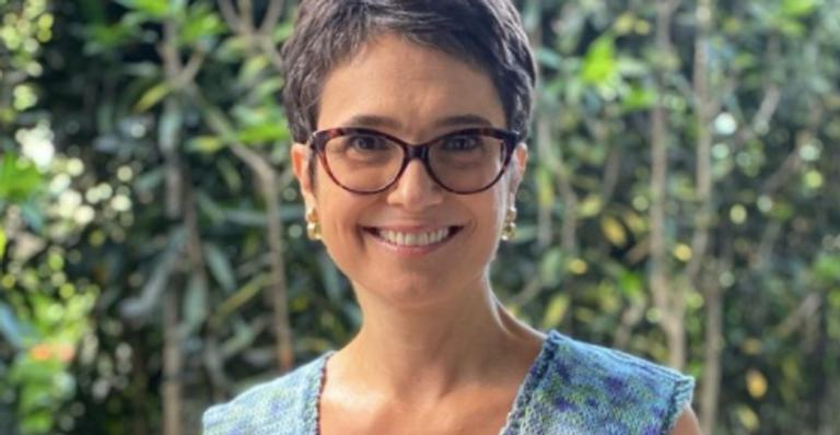 A pequena Sara é herdeira do filho de Ernesto Paglia, marido da jornalista