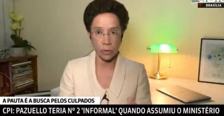 Jornalista ficou afastada do 'Em Pauta' para o tratamento, porém já está curada