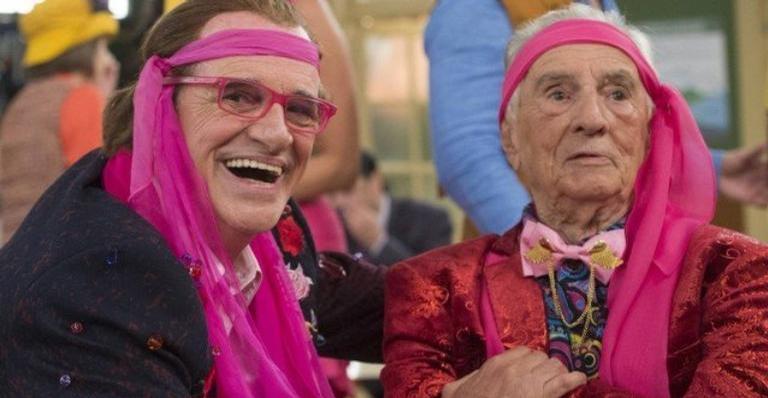 Ator interpretou Seu Peru na nova versão da 'Escolinha do Professor Raimundo'