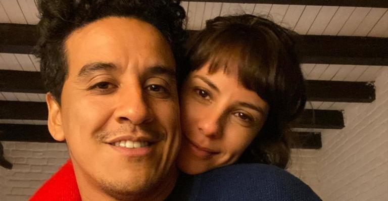 Casal anunciou o término do relacionamento nas redes sociais