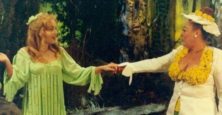 Trama era exibida dentro do programa 'Angel Mix', de 1996 a 1998