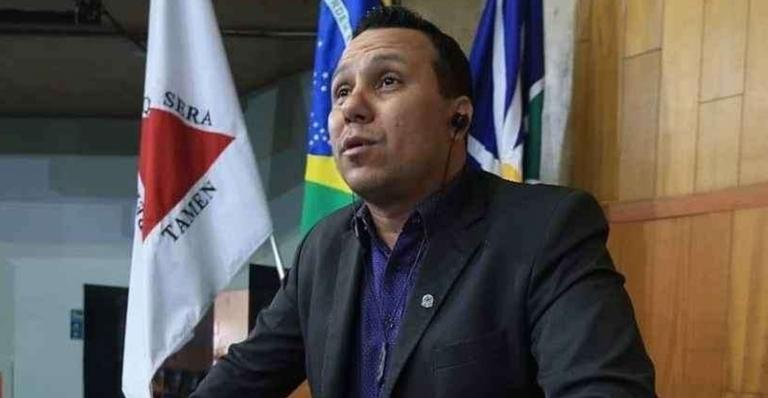 Óbito de Thirles Santos foi confirmado pela Câmara Municipal de Uberlândia