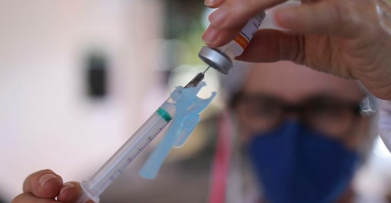 Imunizantes foram enviados ao Ministério da Saúde